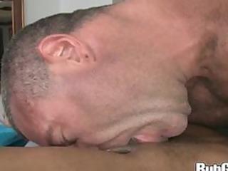 rubgay muscule man