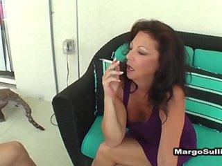 aged smoking oral stimulation