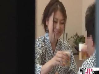 asian japanese horny milf get hardcore banged