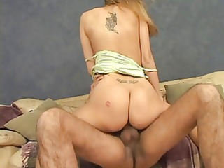 mommy sucks and bonks cock
