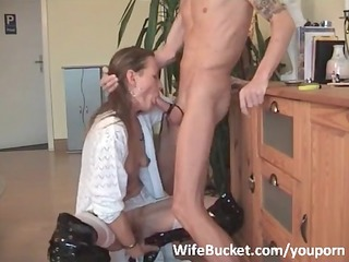 milf wife hard face hole fuck