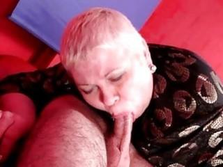 italian grandma loves younger dick inside her