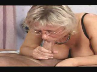 aged ladies are getting pounded and sucking
