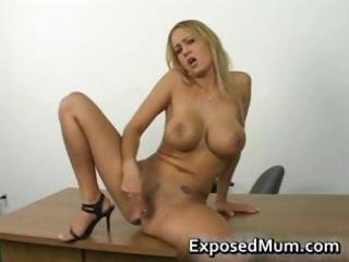 hooters gripping mother with jaw-dropping part6