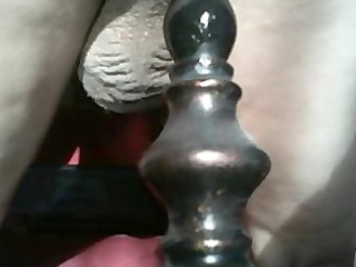 mature anal insertion home alone
