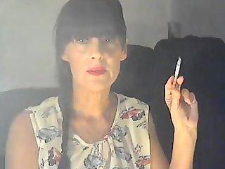 british mature smoker #10