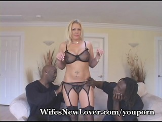 mom fucks 6 new cocks to orgasm