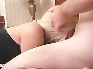 devilz candy swallows a load big beautiful woman