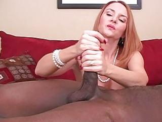 mature non-professional wife interracial cuckold