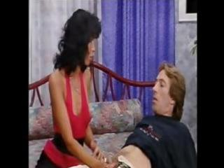 wicked aged ethnic gaella perreira eats his man