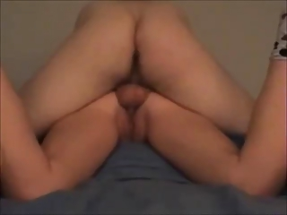 butt wife get anal creampie