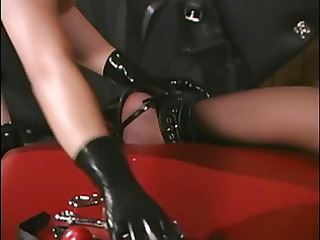 oriental dominatrix gags and whips strumpets