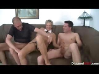german aged horny wife