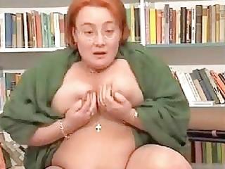 mature big beautiful woman librarian getting