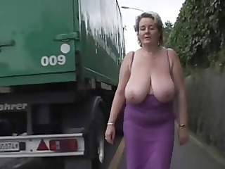 solo #5 (mature big beautiful woman with large