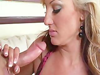 sexy mother i sucks knob