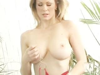 soccer mom topless