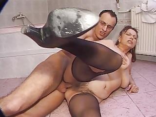 german shaggy granny
