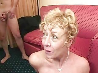mature bukkake