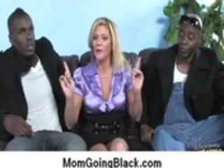 amazing interracial sex black cock and horny milf