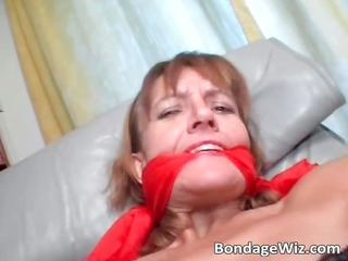 bound up slut acquires badly fucked in her part1