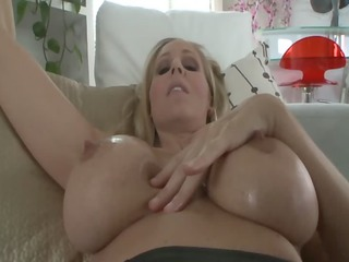 breasty golden-haired mother i uses tit fucking