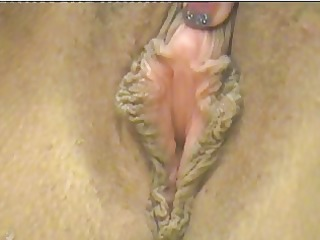 web camera big love button cum-hole