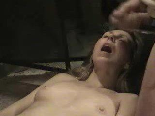 mature amateur wife facial and masturbating