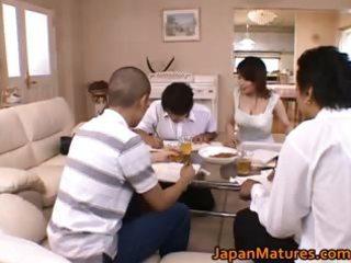 miki sato real oriental mother part3