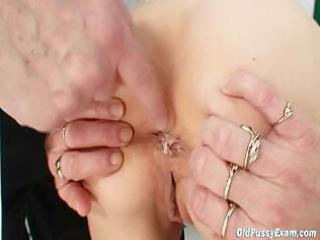 slender d like to fuck pussy gyn exam by kinky