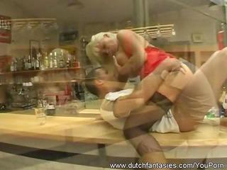 dutch milf large tits