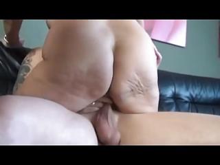 old obese granny sucks and fucks !