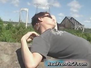 amateur rod engulfing french girlfriend part10