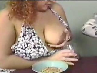 recent milk for the breakfast mature older porn