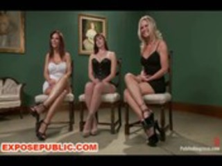 cage mature public slaves group sadomasochism and