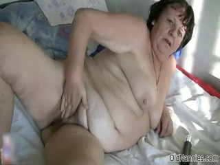 dirty mature harlots get lewd rubbing
