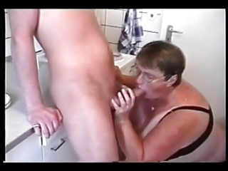 big beautiful woman mature with young males