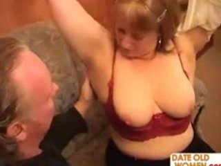 fat grandmother goes wild