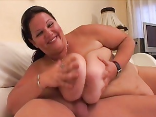 sexy fat lady with huge beautiful melons