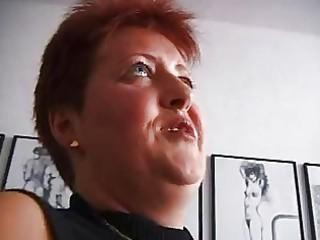 lascivious redhead older german